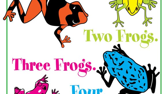 Kindness clipart rain frog. York county author releases