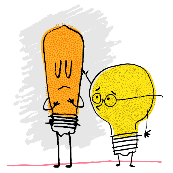About us org bulbs. Kindness clipart truth