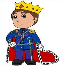 King clipart. Free