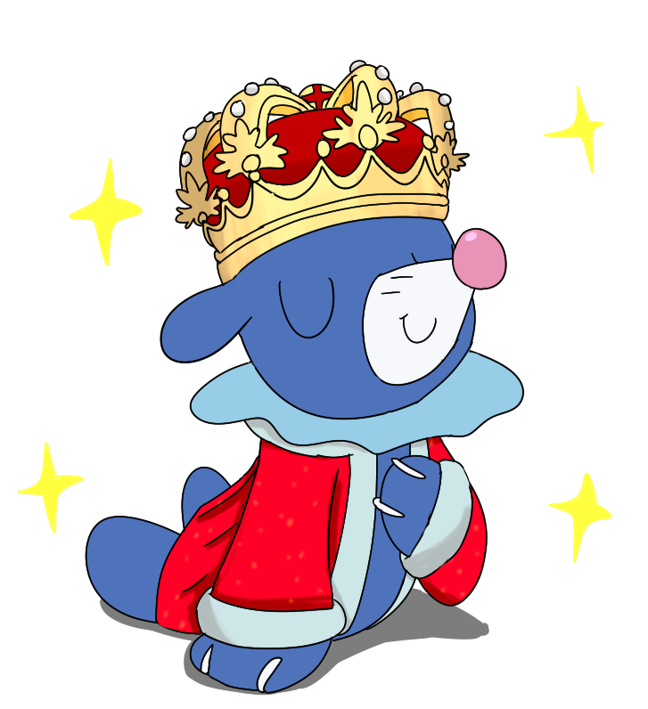 Bwark by sp on. King clipart bad king