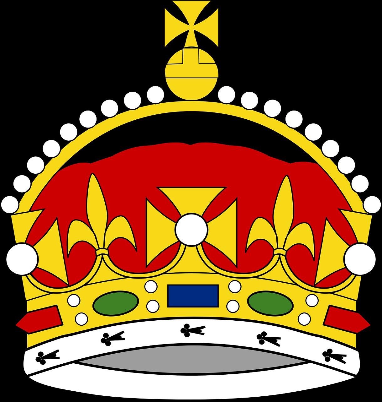 Prince street capital s. King clipart cap