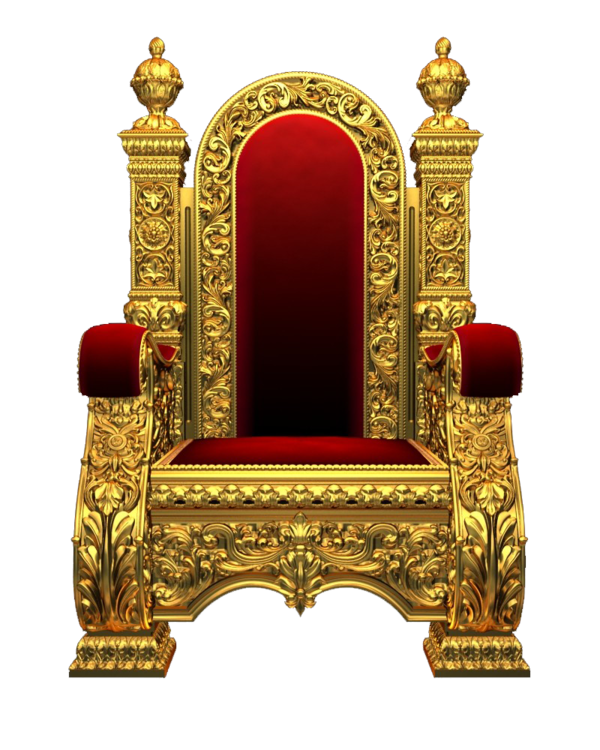 Png hd transparent images. King clipart chair