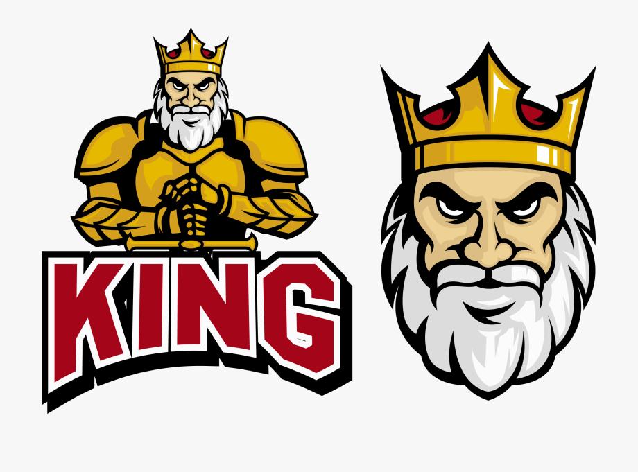 Logo sport free . King clipart england king