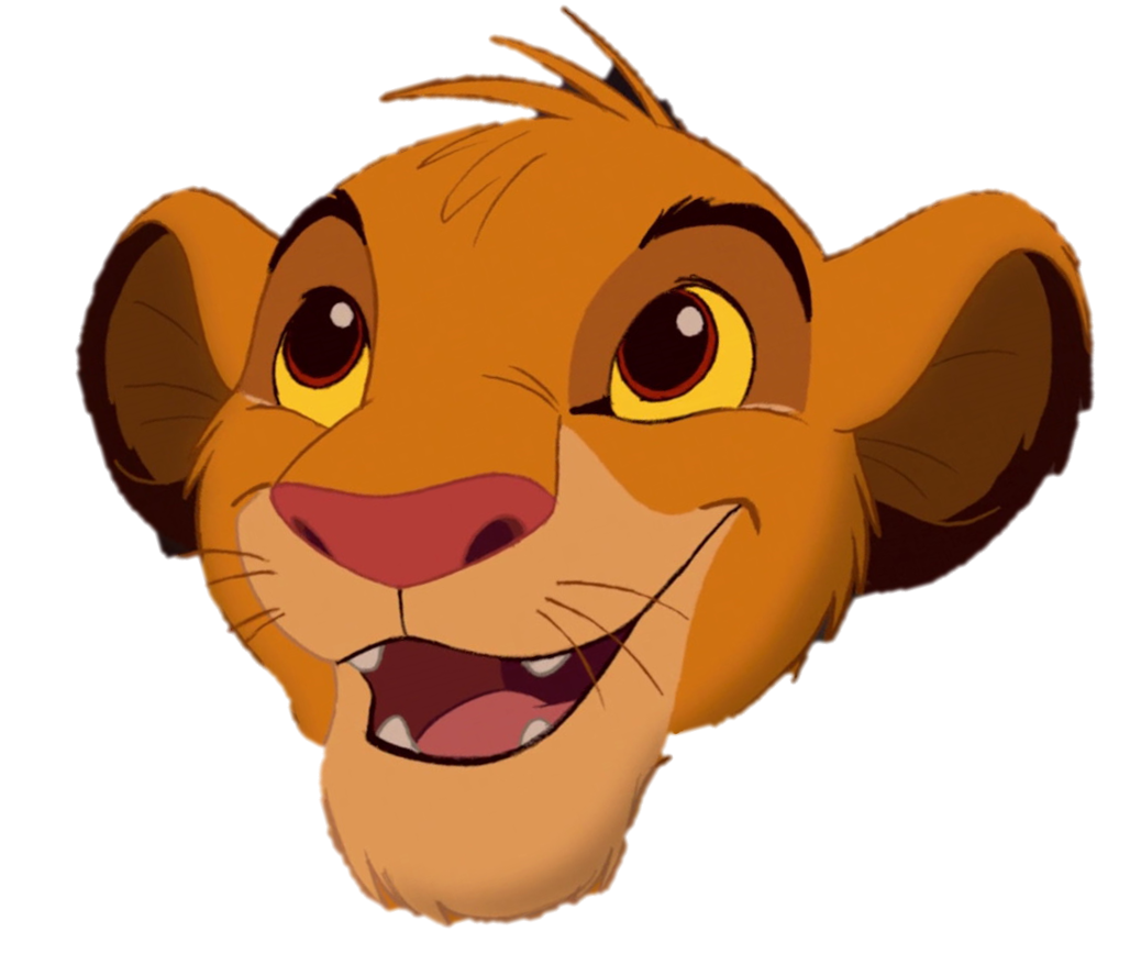 Lion png images free. King clipart face king