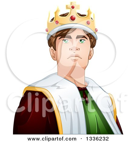 . King clipart handsome