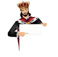 King clipart handsome. Points to your stock