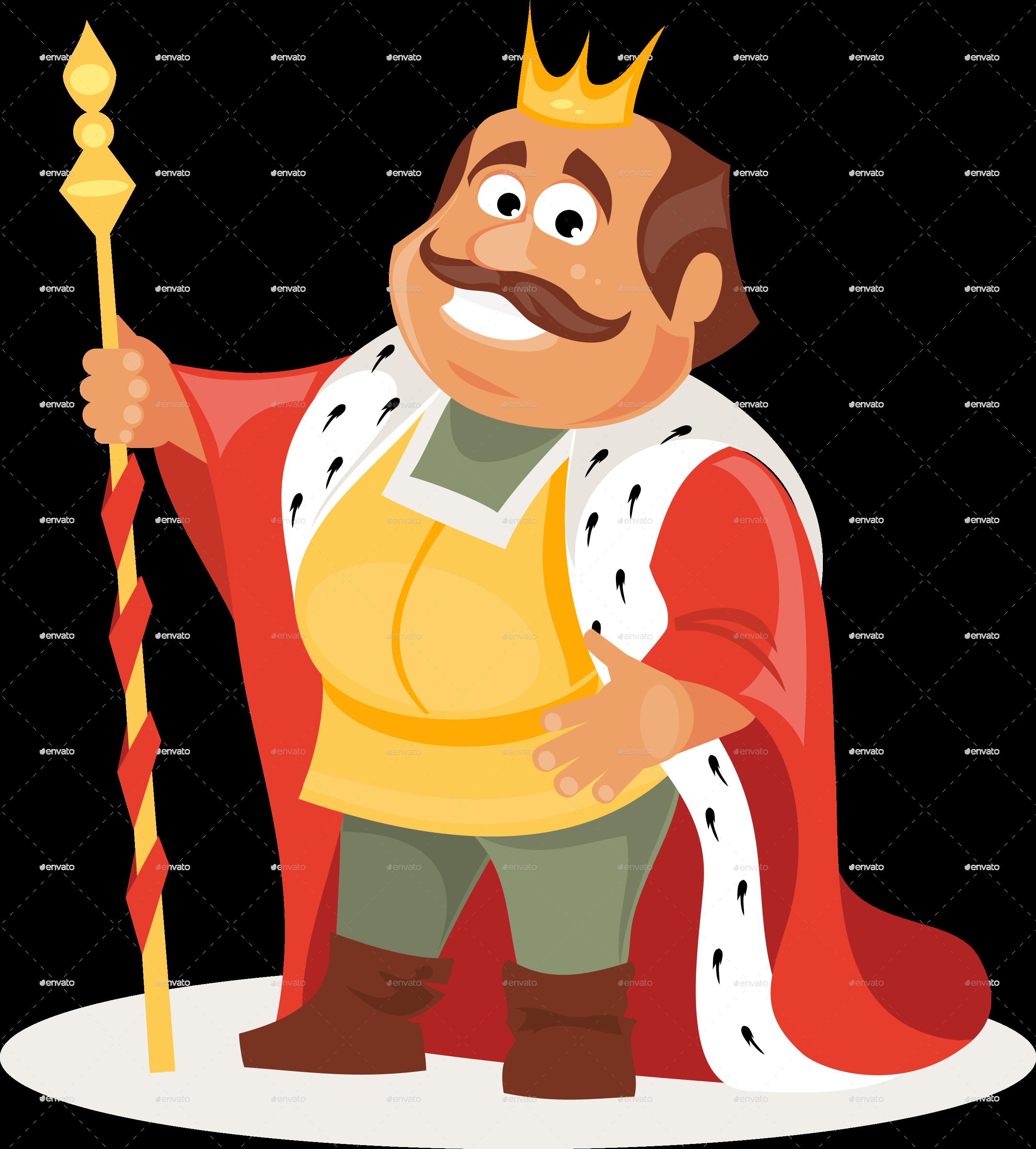 King clipart handsome. Photos longfabu cartoon by