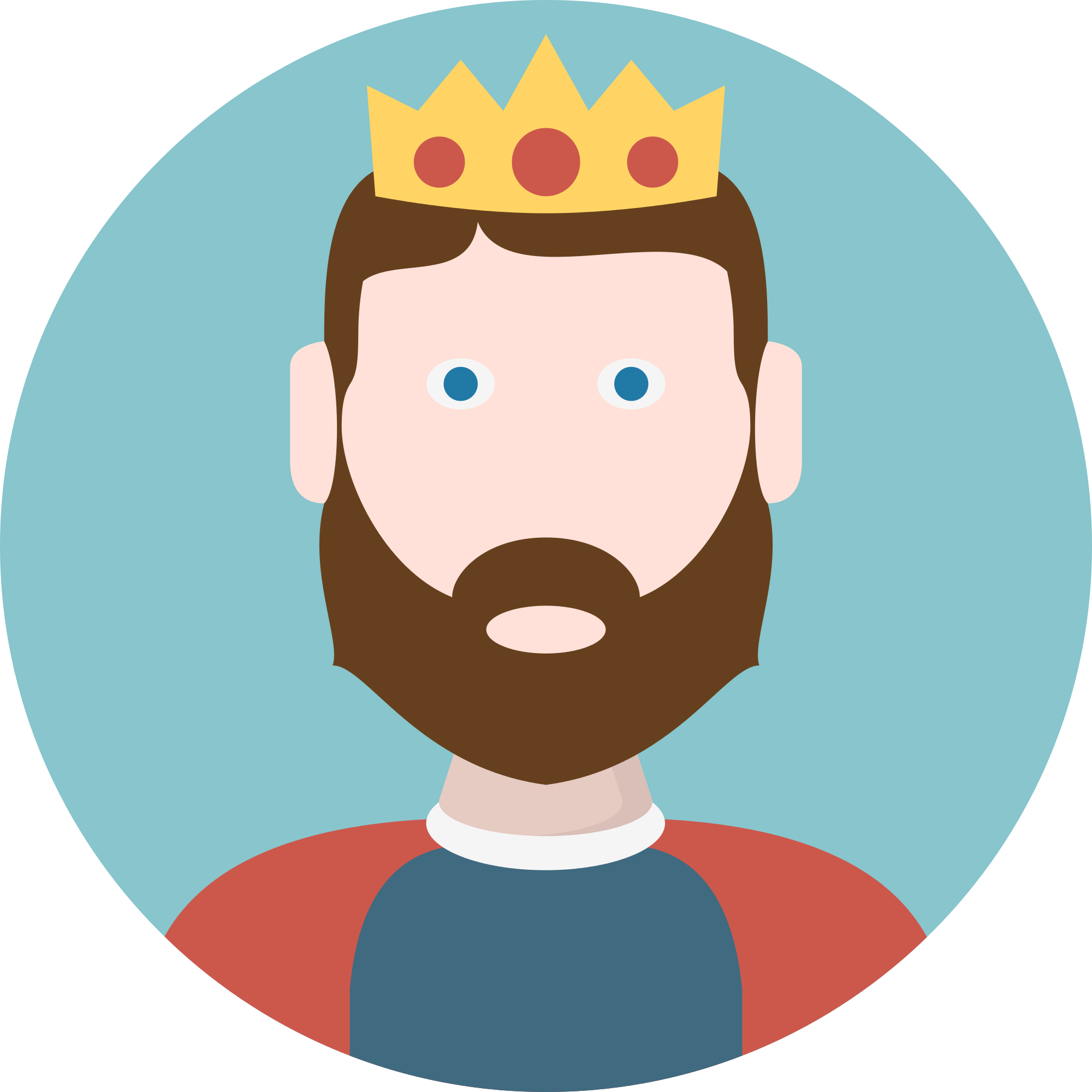 King clipart head king. File creative tail people