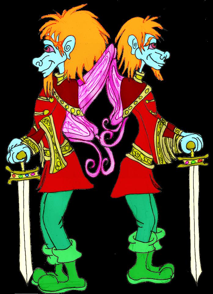 King clipart king duncan. De eval red eye