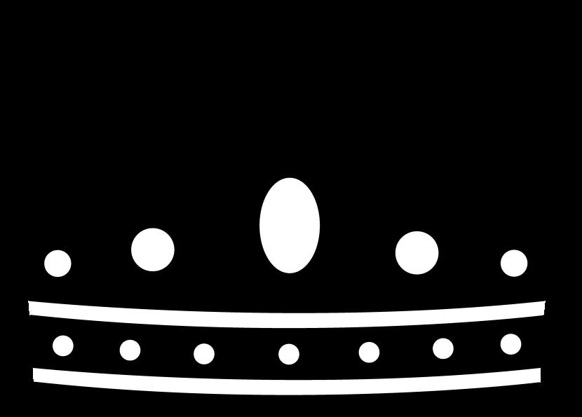 King clipart king princess. Crown clip art transprent