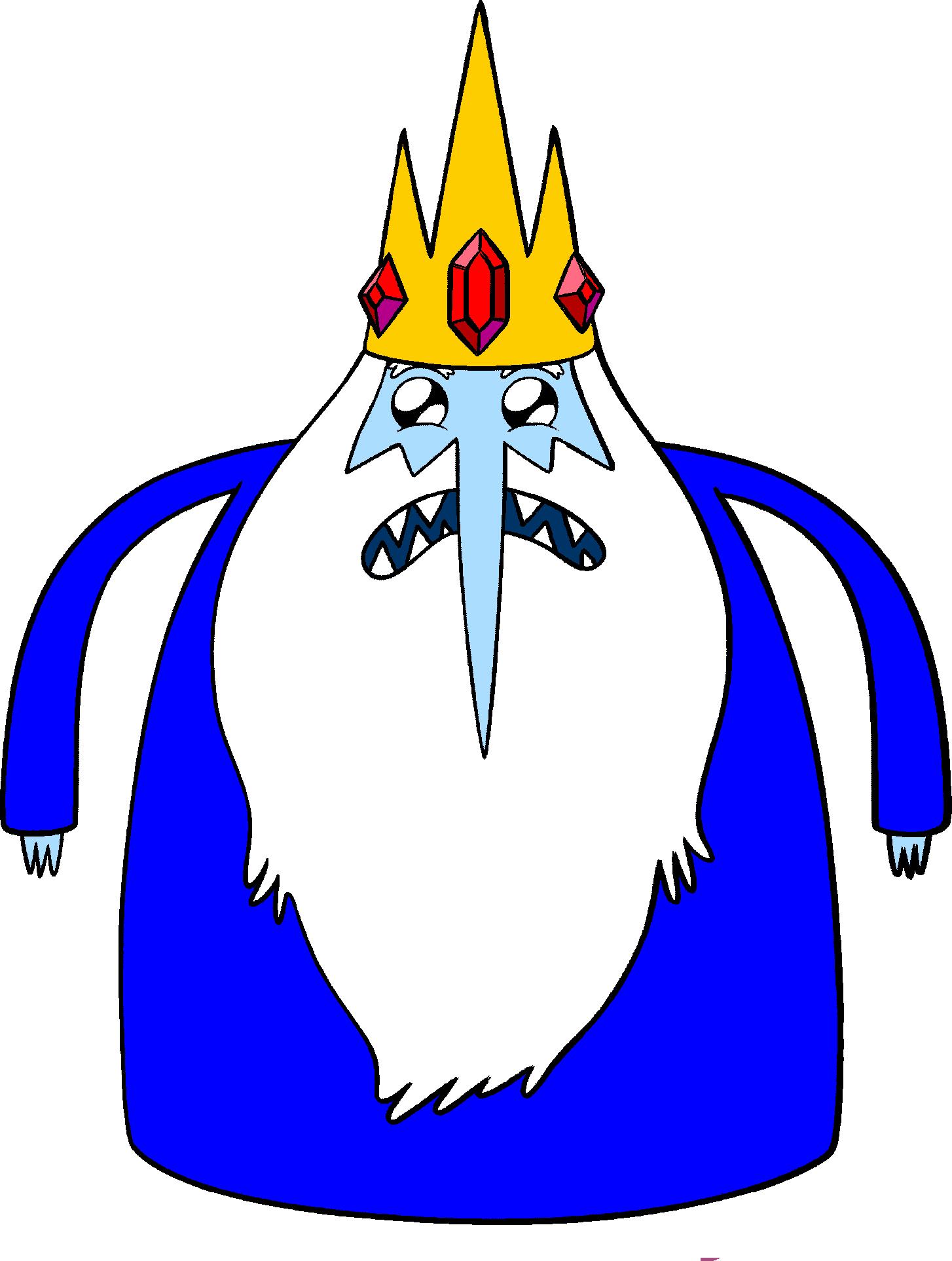 Ice. King clipart king princess