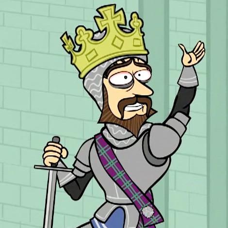 Blog de ingl s. King clipart macbeth