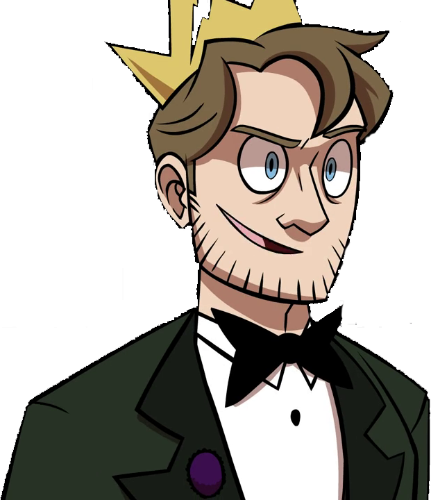 Mad clipart evil person. The king x ray