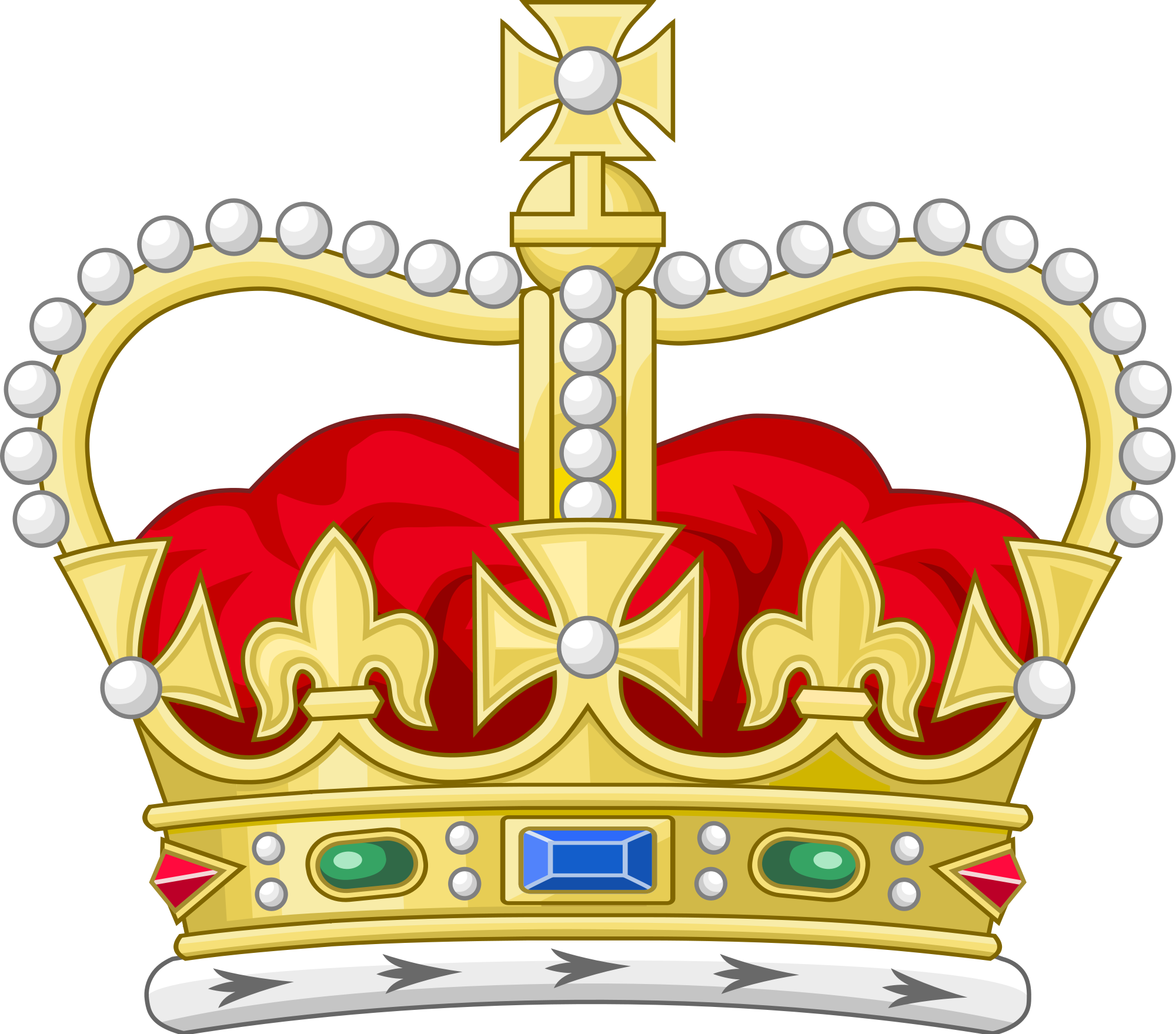 collection of crown. Queen clipart monarchy