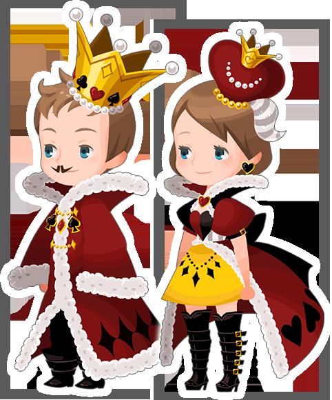 Luxen vulpies jp avatar. King clipart queen king heart