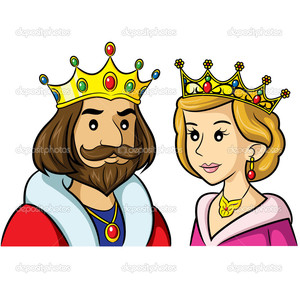 Queen clipart clipart hd.  king clipartlook