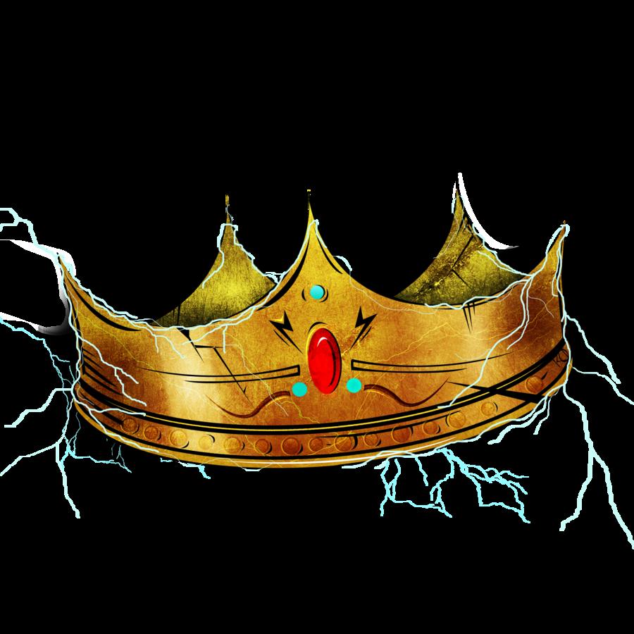 Png photo stickers transparent. King clipart raja