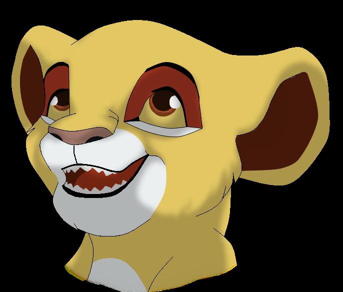King clipart reyna. Reina the lion calia