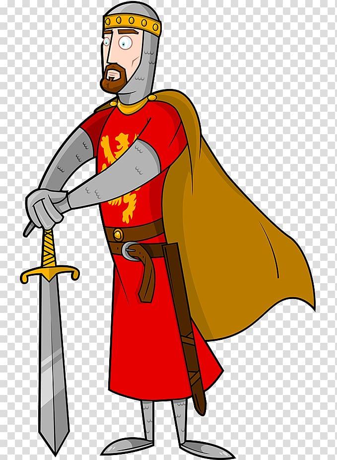 Arthur excalibur soldiers transparent. King clipart roman king