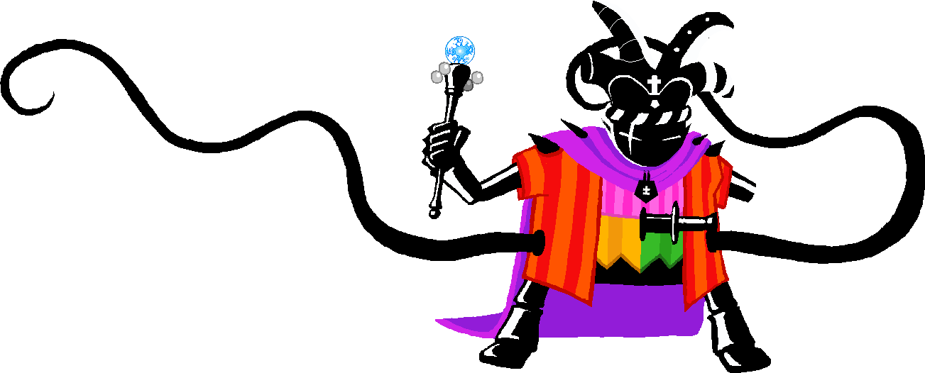 Black ms paint adventures. King clipart scepter