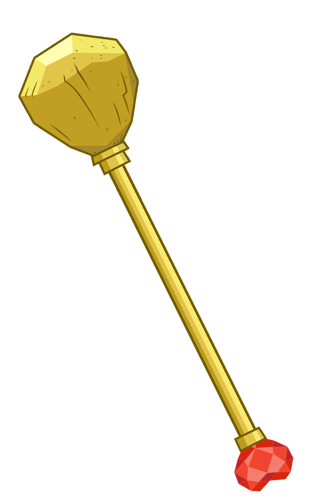 King clipart scepter. Tom the cane twilight