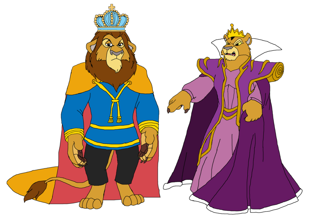 King clipart selfish. Woodrow and queen kali