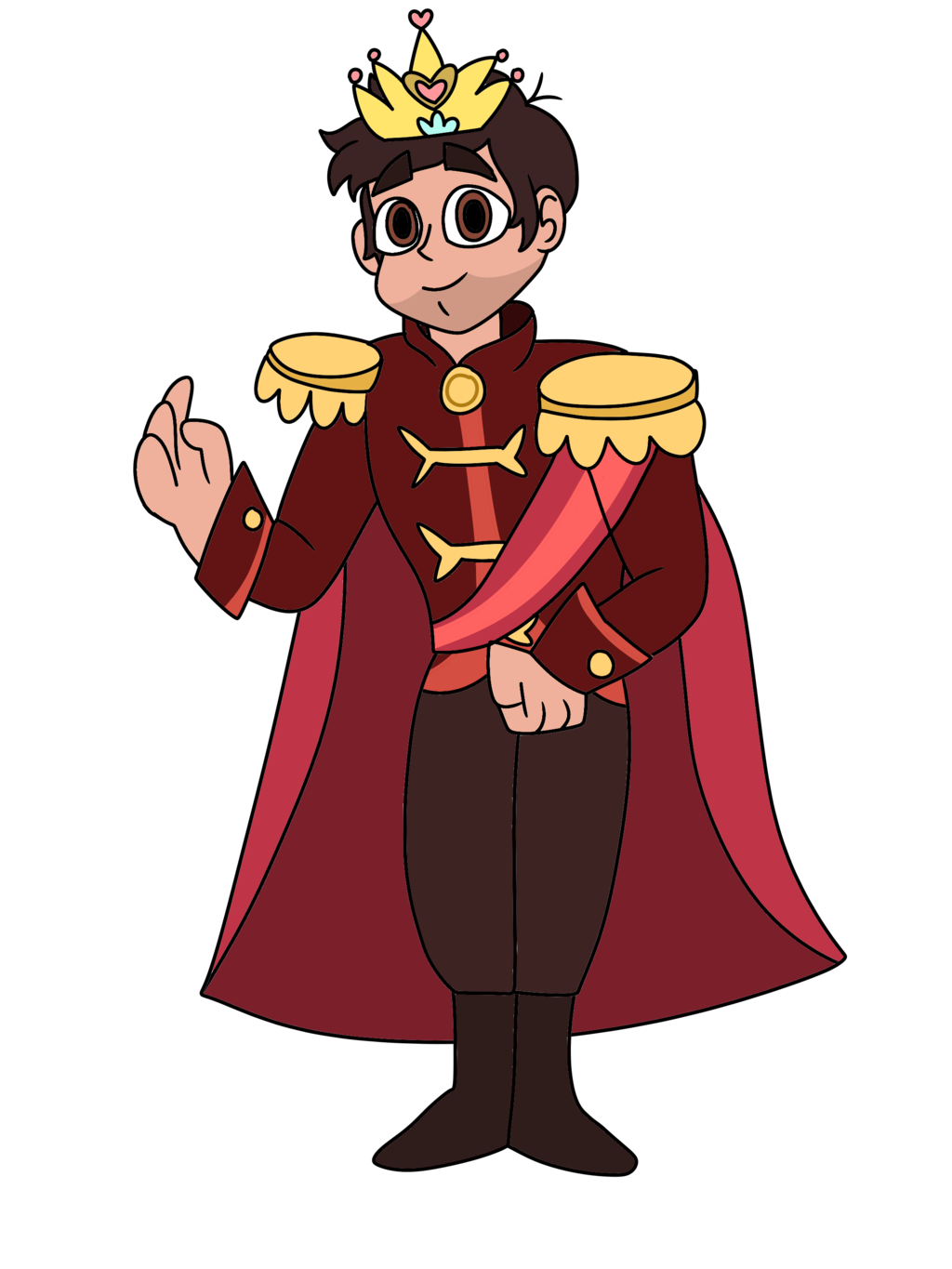 King clipart wise man. Marco by infaminxy on