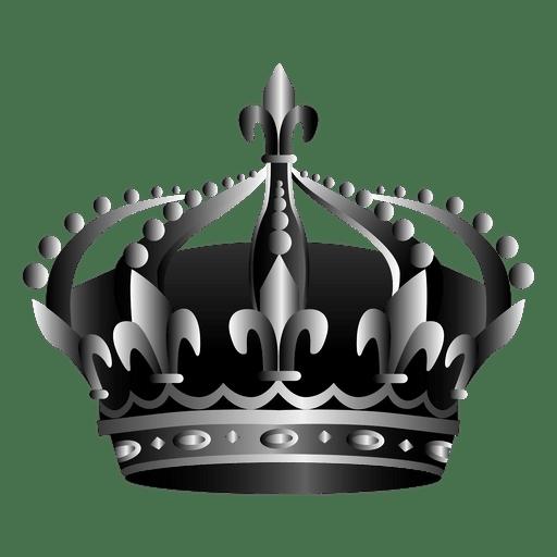 Icon illustration transparent svg. King crown vector png