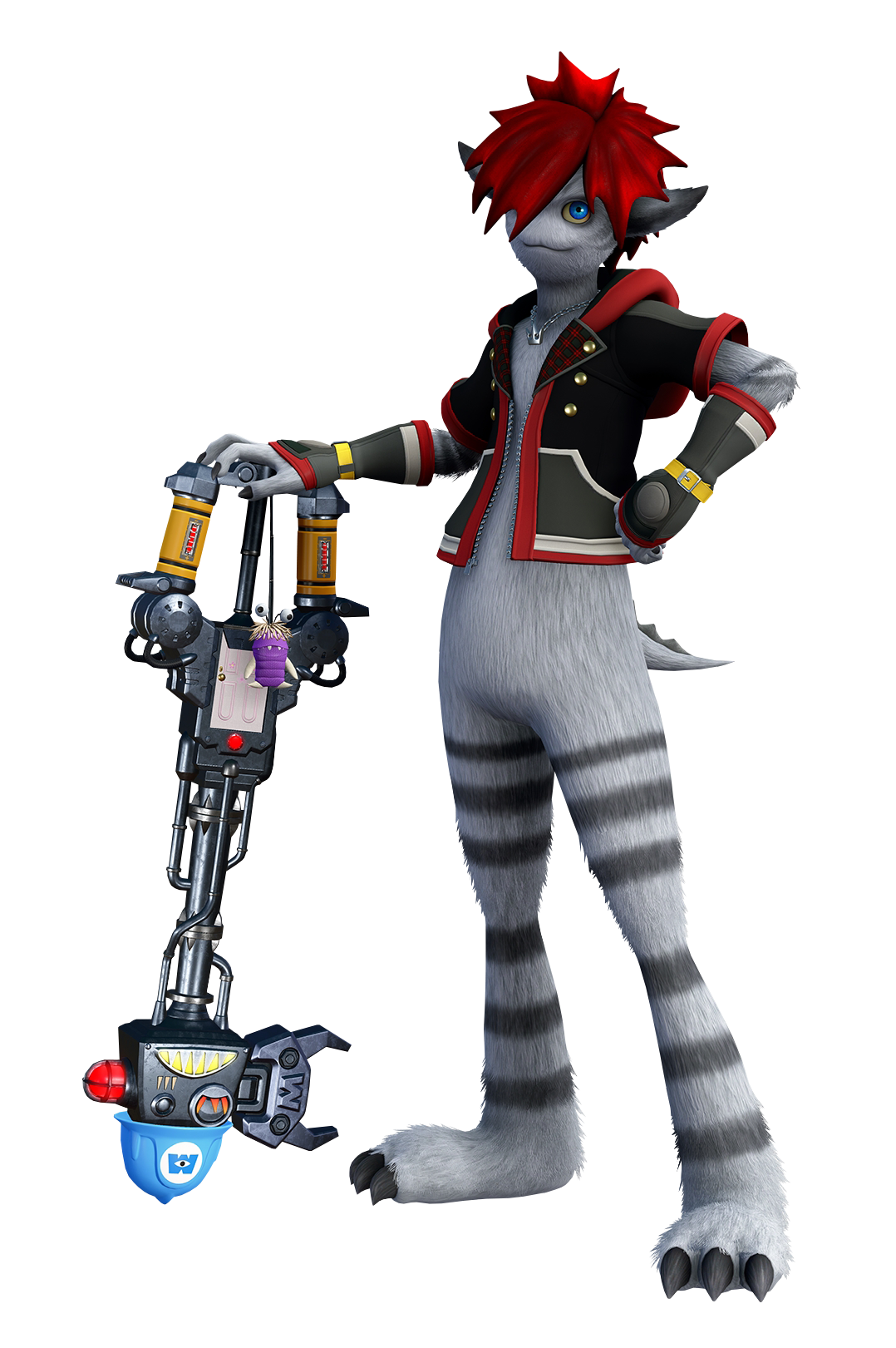 New screenshots and renders. Kingdom hearts 3 png