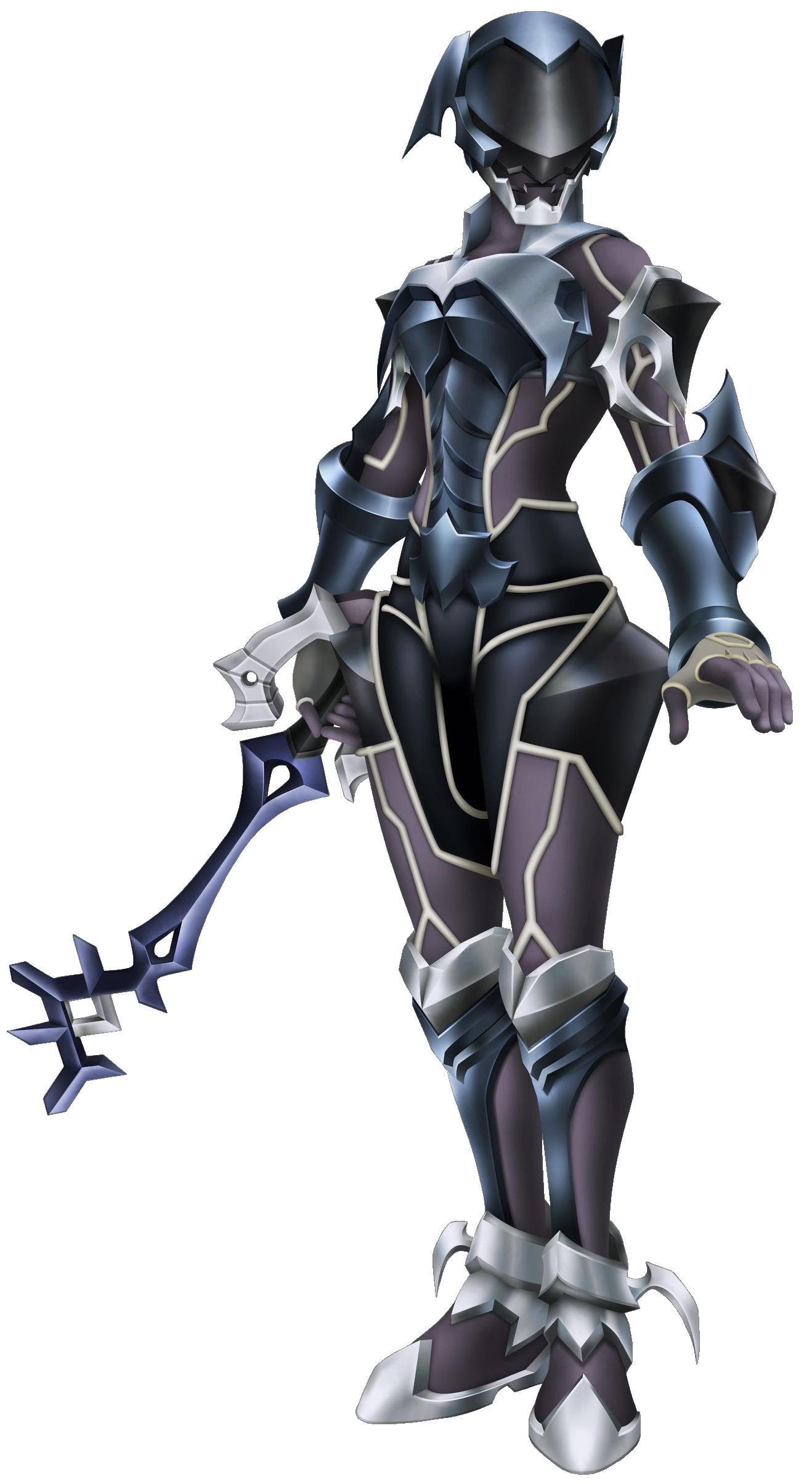 Image keyblade armor khbbs. Kingdom hearts aqua png