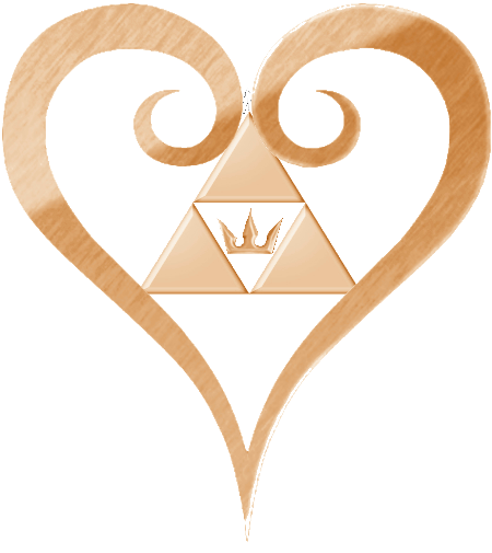 Image logo by thecrownedroxas. Kingdom hearts heart png