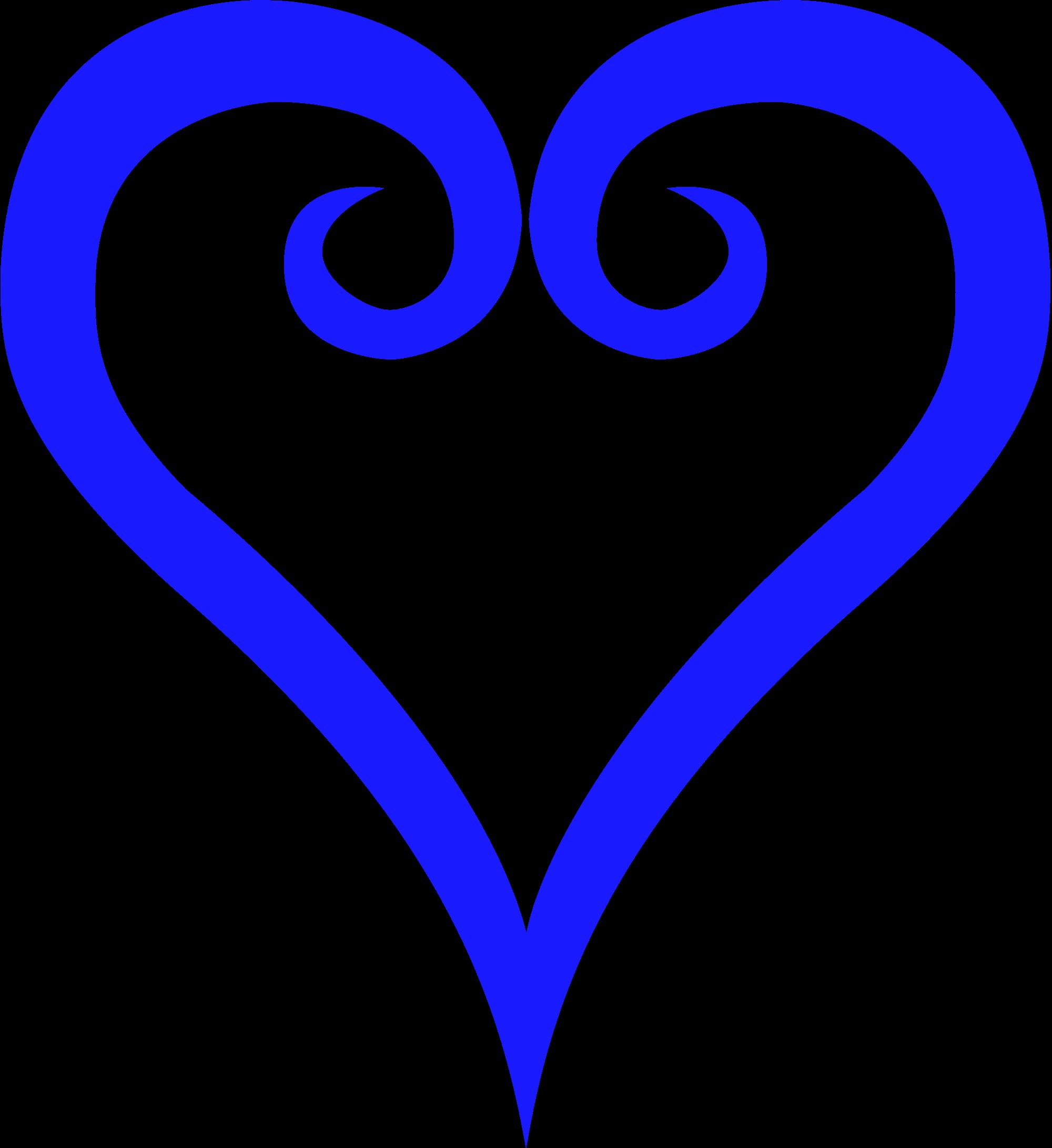 Kingdom hearts heart png. File symbol svg wikimedia