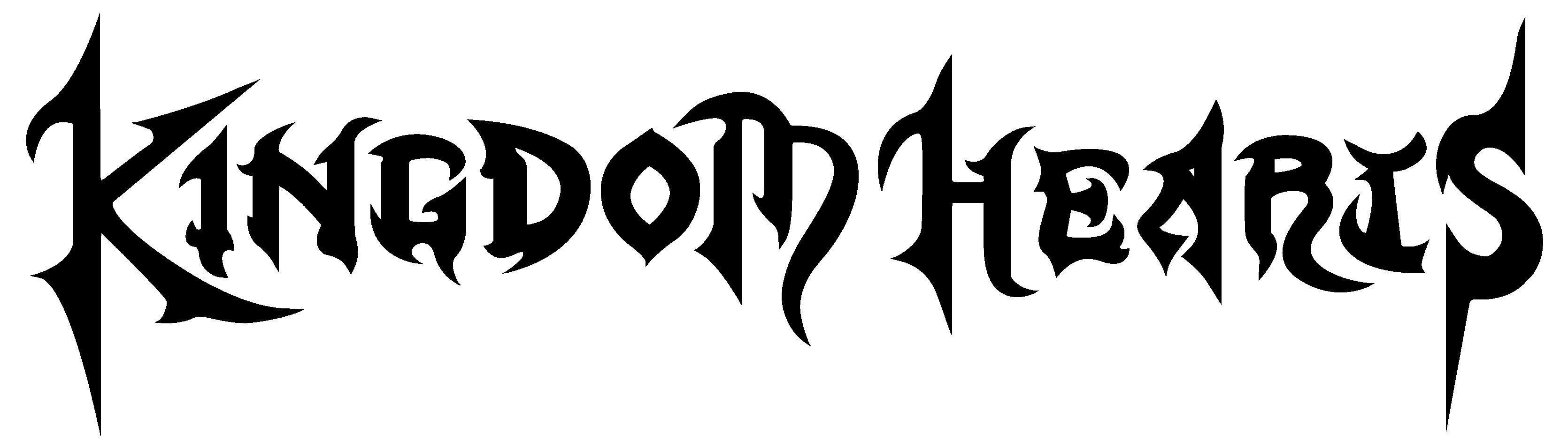 File wordmark the fourth. Kingdom hearts logo png