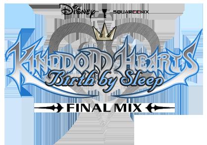 Kingdom hearts logo png. Image birth by sleep