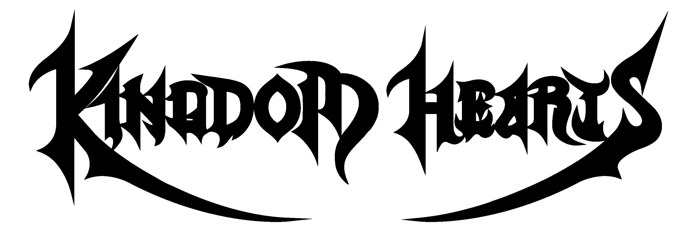 Kingdom hearts logo png. File wordmark the third