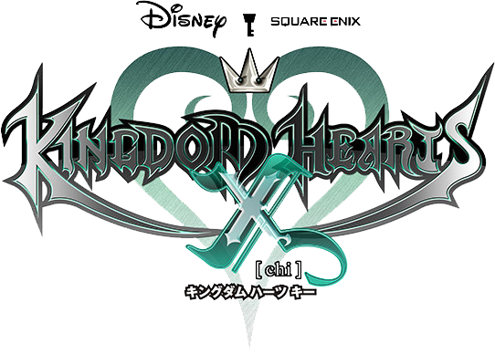 Image x chi disney. Kingdom hearts logo png
