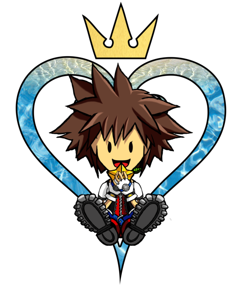 Kingdom hearts png. Photos mart