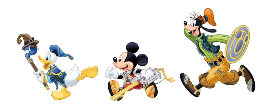Kingdom hearts png. Image tribute album wiki