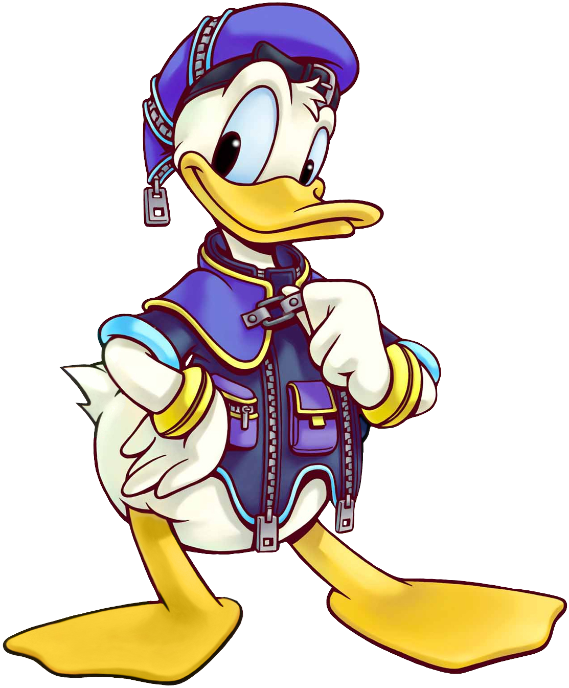 Image donald art kh. Kingdom hearts png