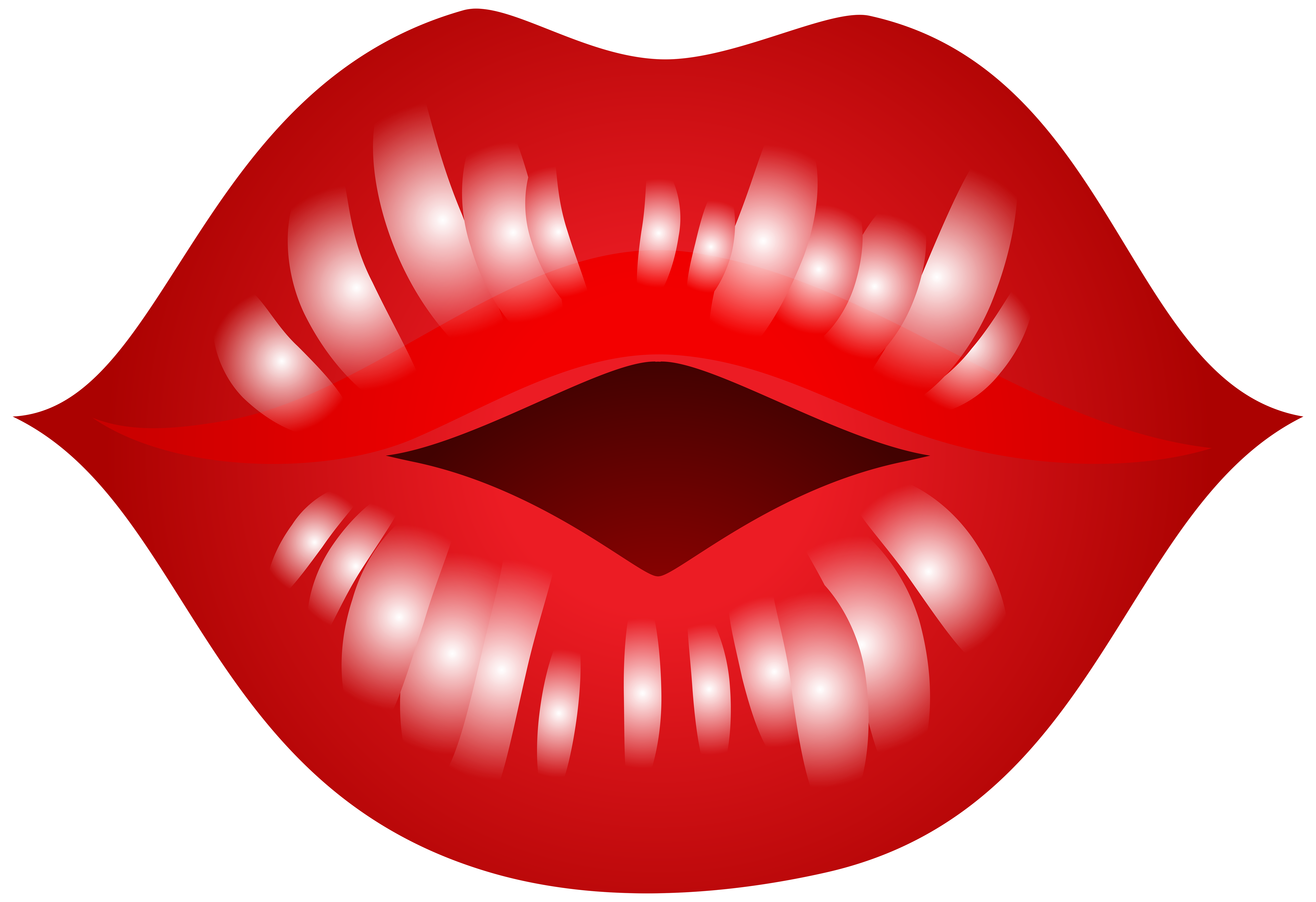 Lady clipart lips. Kiss png clip art