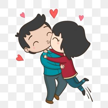 Images png format clip. Kiss clipart cartoon kiss