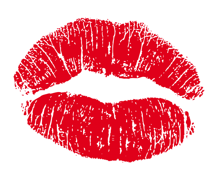 Lips png free images. Kiss clipart full lip