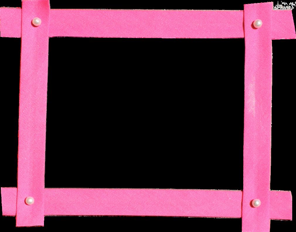 Girly border image mart. Pink frame png