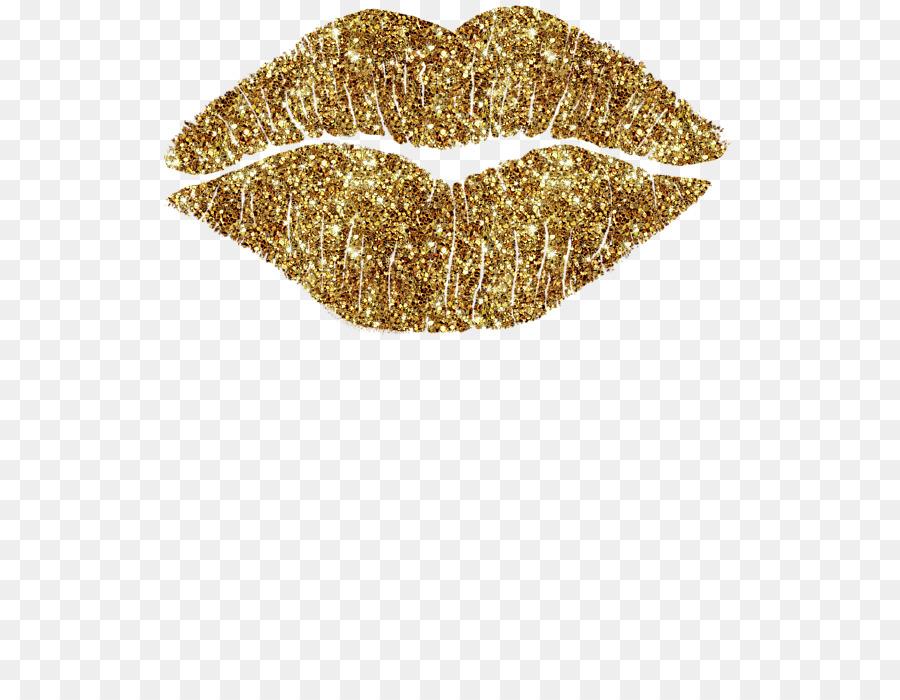 Kiss clipart glitter. Gold tshirt lipstick