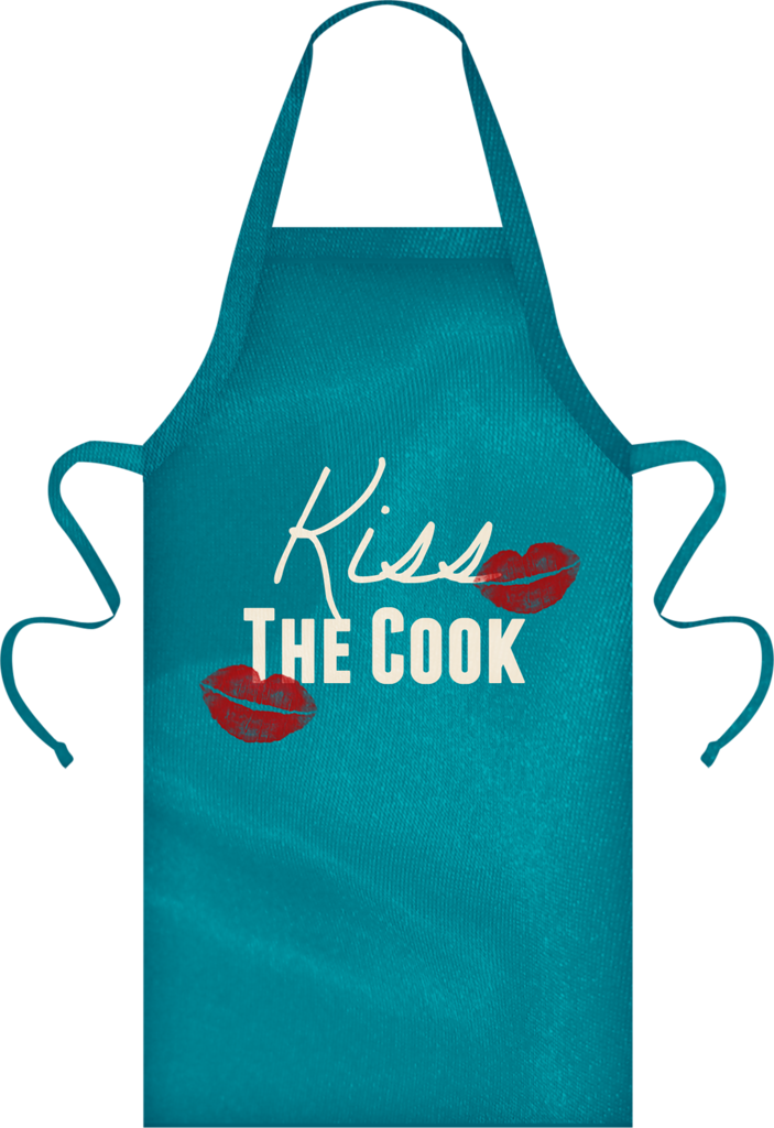 Lips clipart kiss the cook.  mmullens atthebbq png