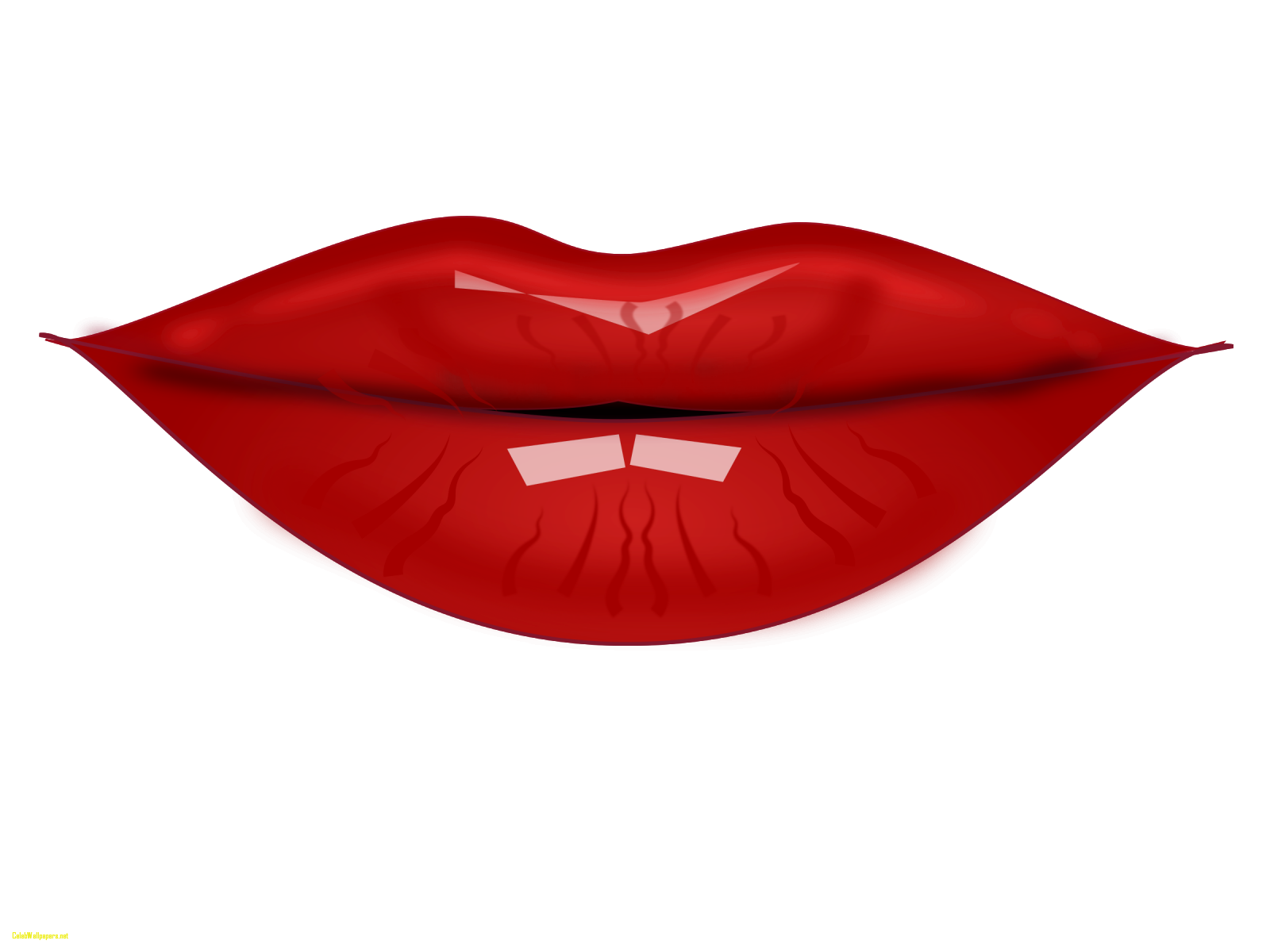 Lip clipart simple lip. Lips animated pencil and