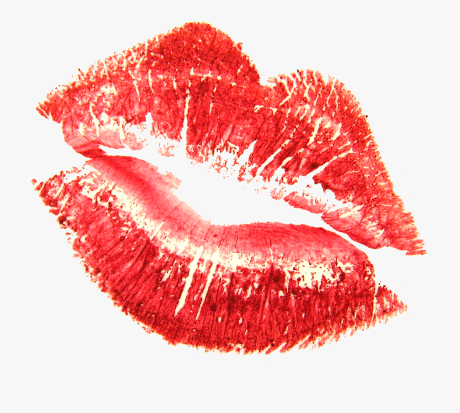 Kiss clipart lip stick. Clipartfest red lips png