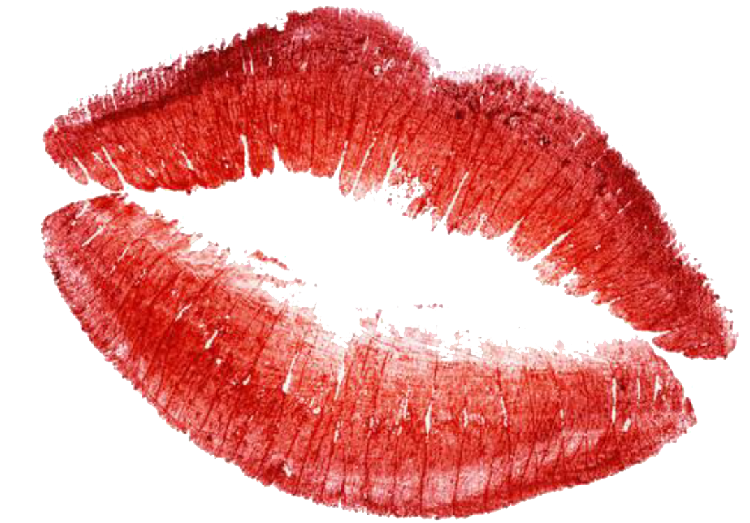 Kiss mark png mart. Lips clipart lipstick stain