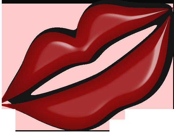 Lips clipart valentines. Quiet free download best