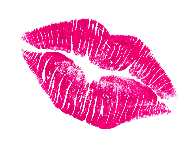 kiss clipart small